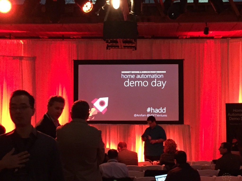 Microsoft Ventures Demo Day: A Sneak Peek into the Future of Home Automation