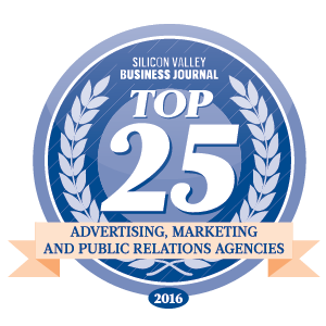 ThinkResults Named One of Silicon Valley's Top Agencies for the 3rd Year Running